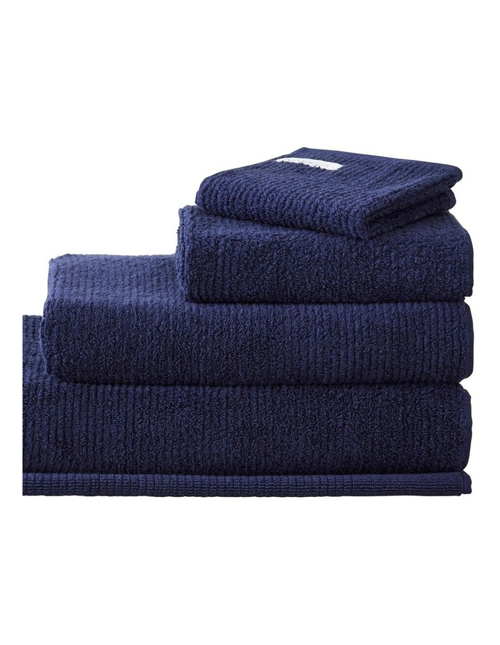 Living Textures Towel Collection In Royal Blue image 1