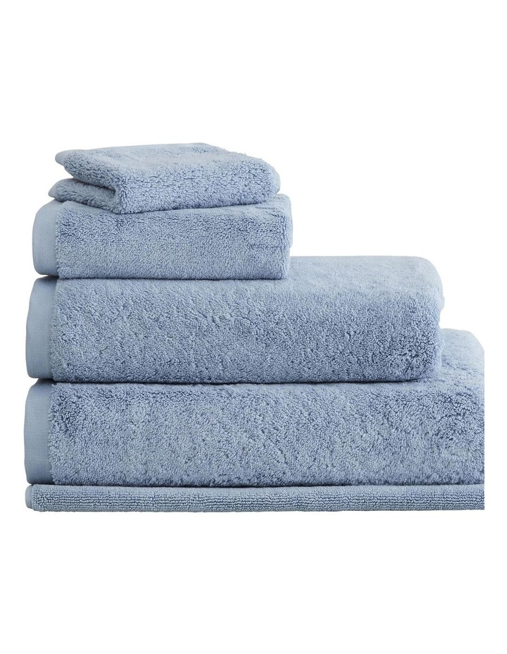 Ultimate indulgence Towel Collection in Blue Haze image 1