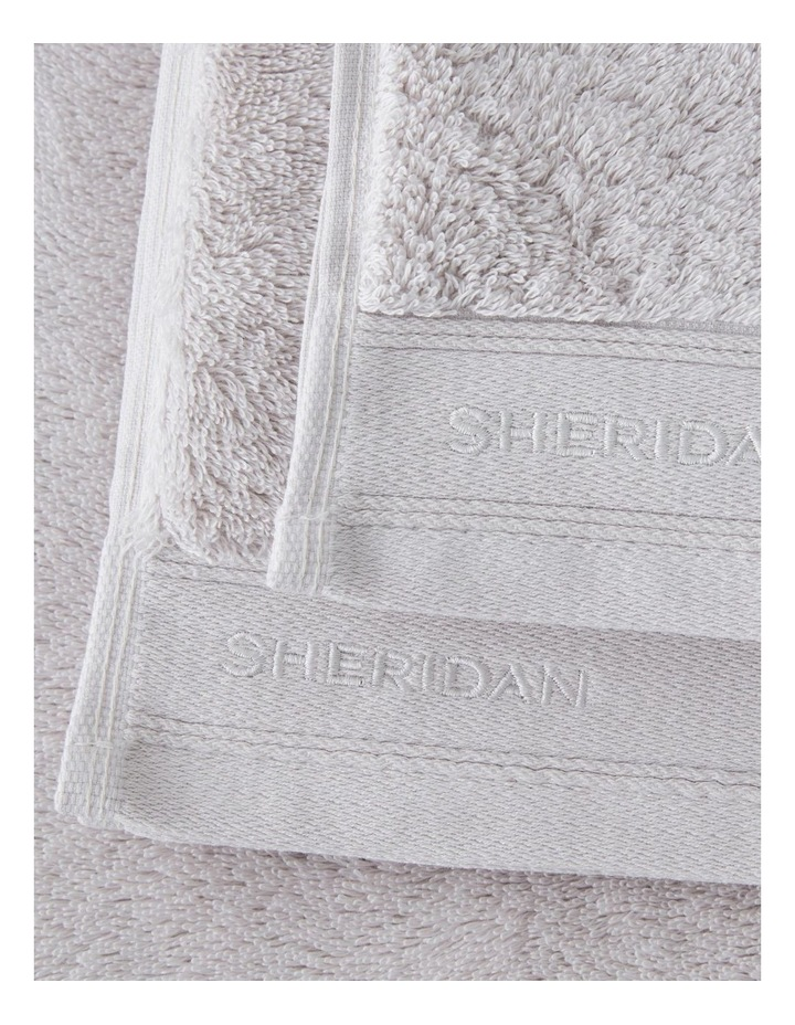 Supersoft Luxury Towel Collection in Pebble image 2
