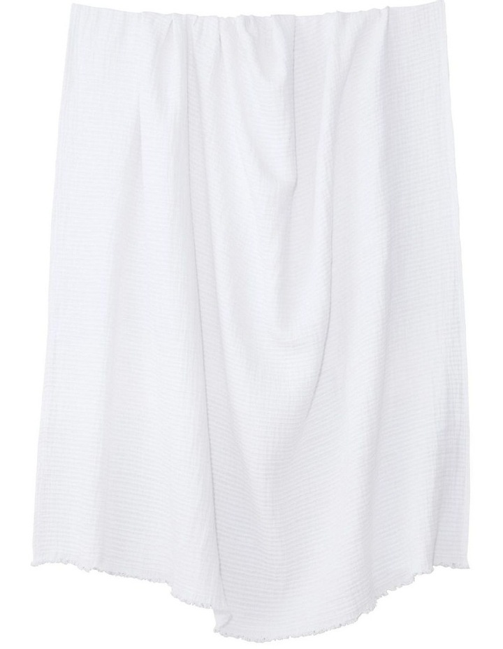 Naville Throw In White image 3