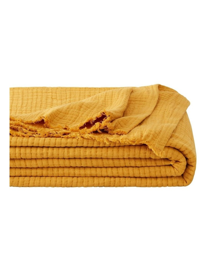 Naville Throw In Mango image 1