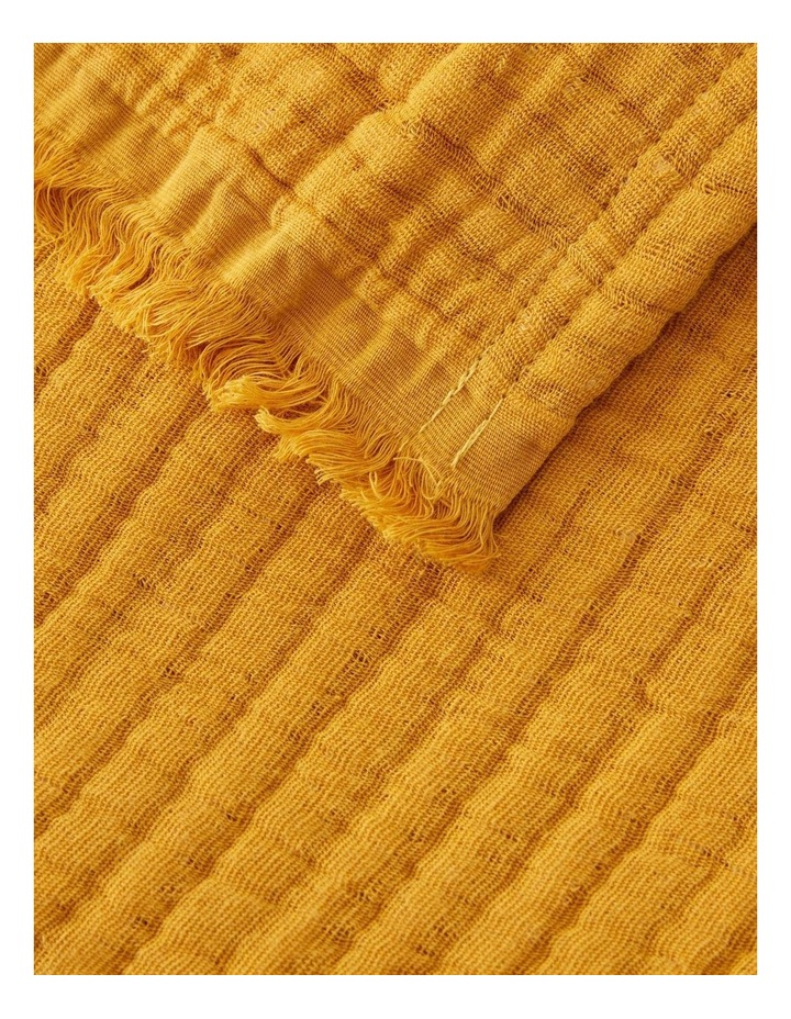 Naville Throw In Mango image 2