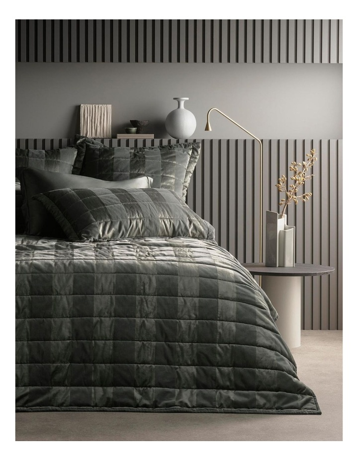 Hopkins Bed Linen Collection in Ivy image 1