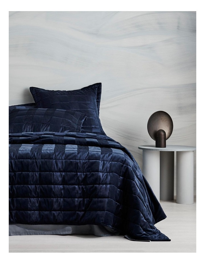 Hopkins Bed Linen Collection In Midnight image 1