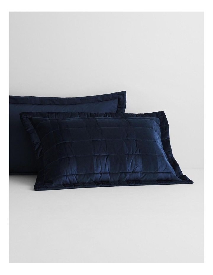 Hopkins Bed Linen Collection In Midnight image 3