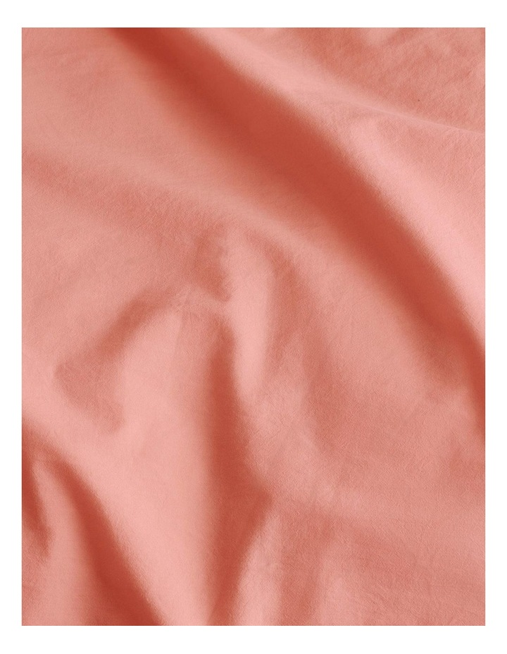 Onslo Bed Linen Collection in Coral Glow image 2
