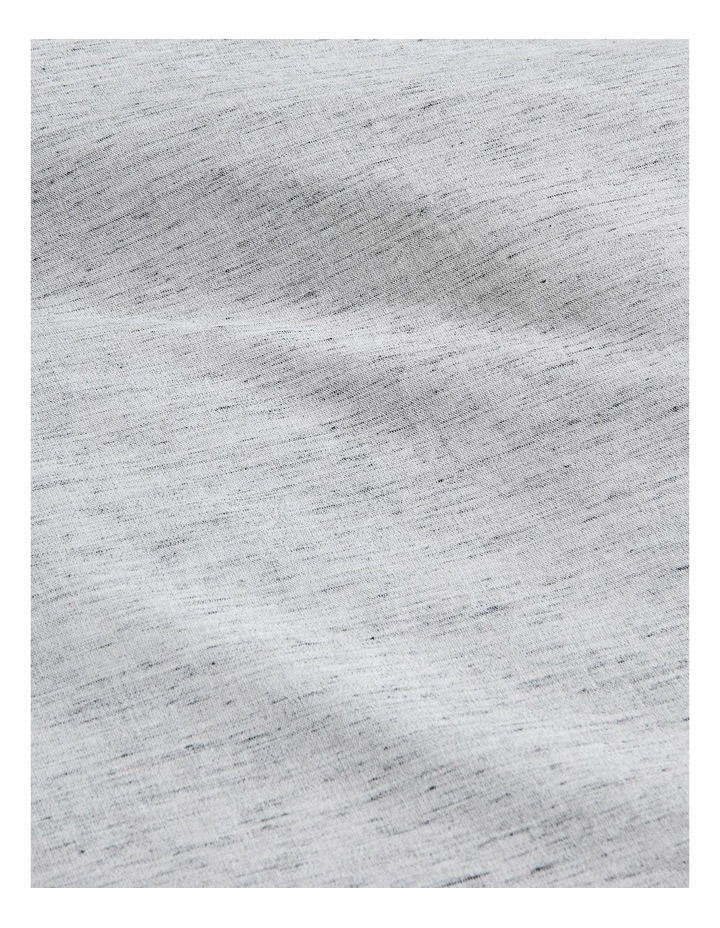 Hayle Bed Linen Collection In Silver image 2