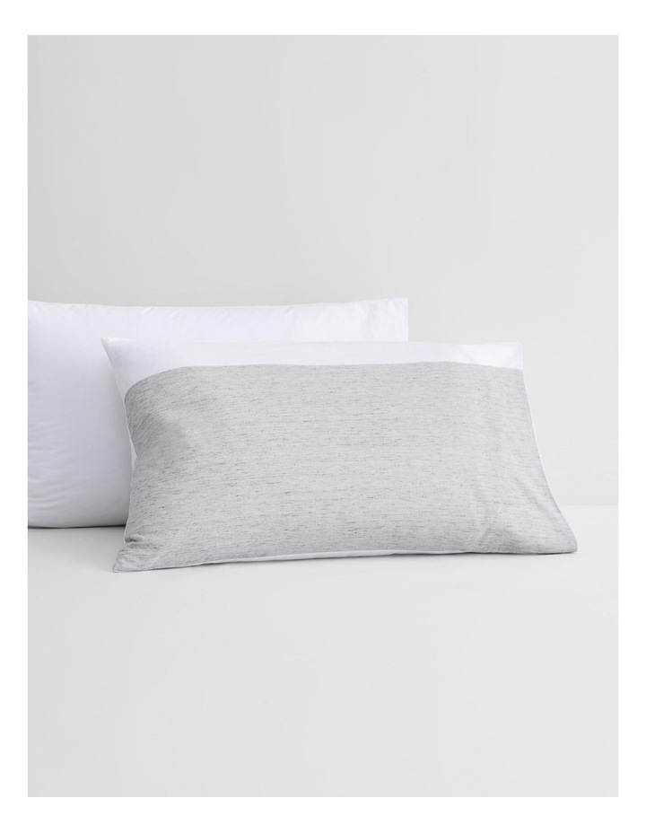 Hayle Bed Linen Collection In Silver image 3