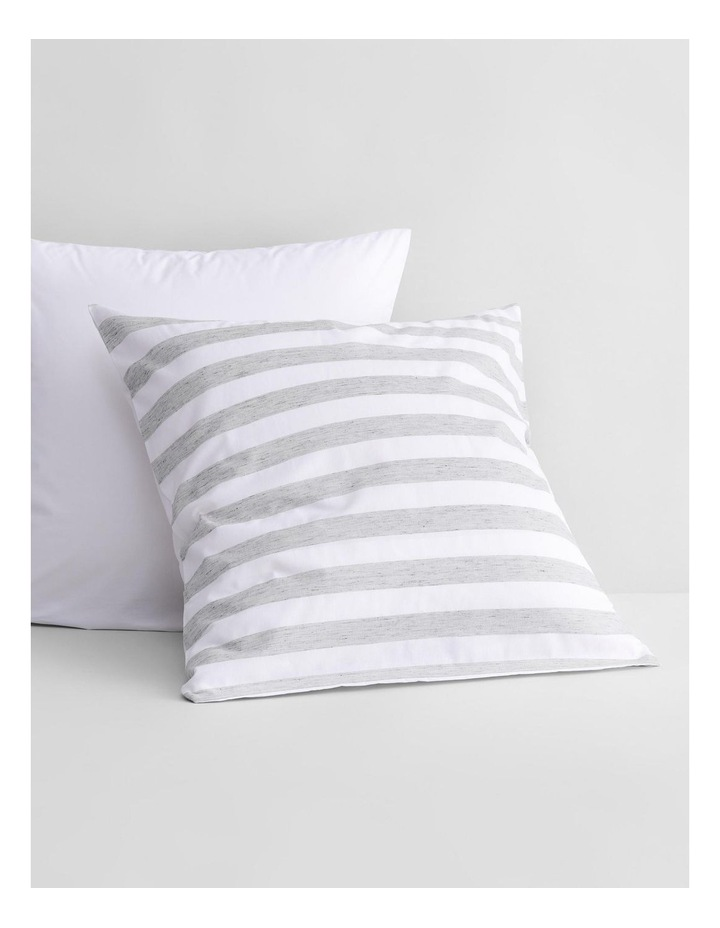 Hayle Bed Linen Collection In Silver image 4