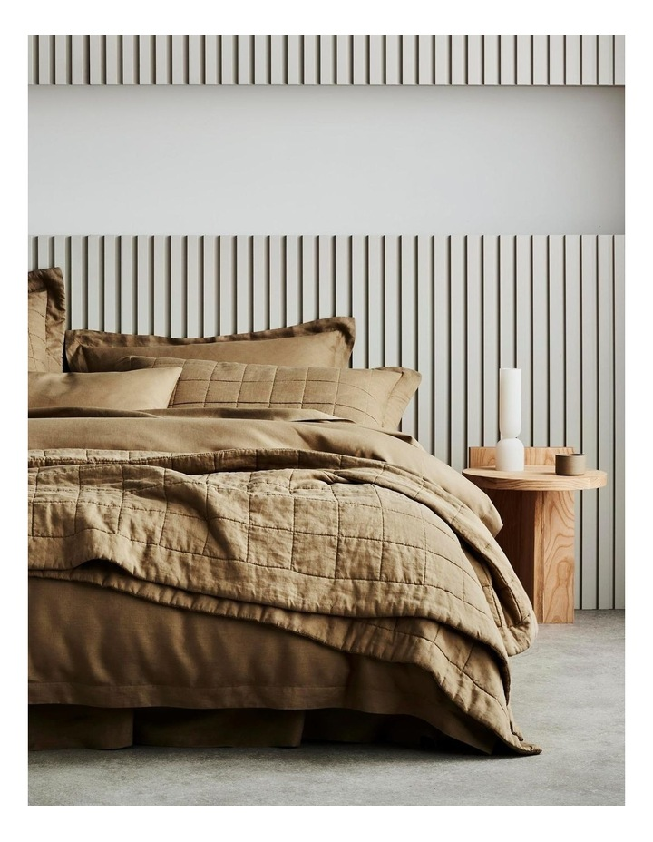 Abbotson Bedcover in Cumin image 1