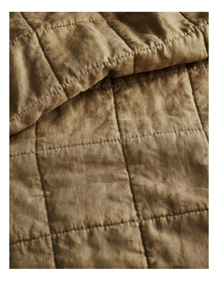 Abbotson Bedcover in Cumin image 2