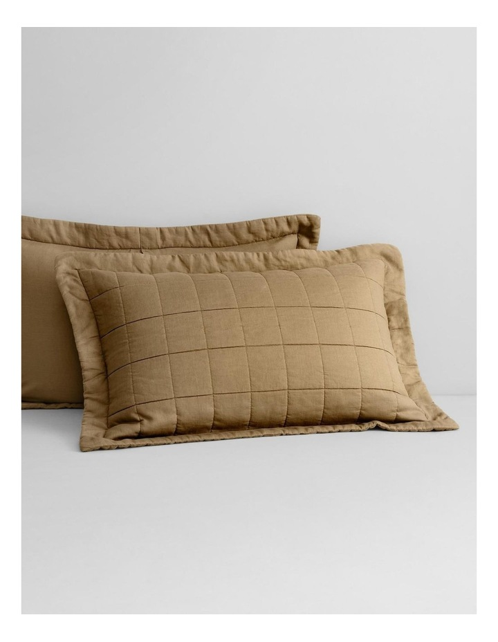 Abbotson Bedcover in Cumin image 3