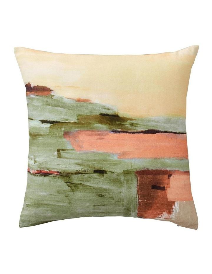 Aldermann Square Cushion in Nettle image 1