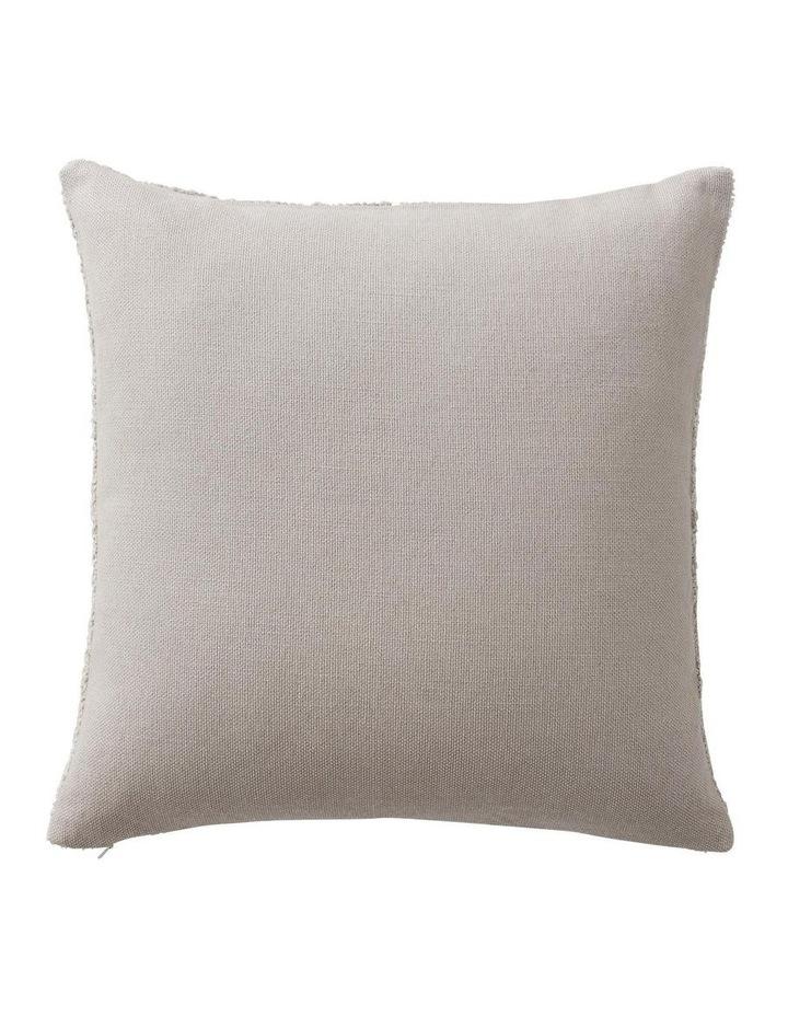 Amaya Square Cushion in Dust image 2