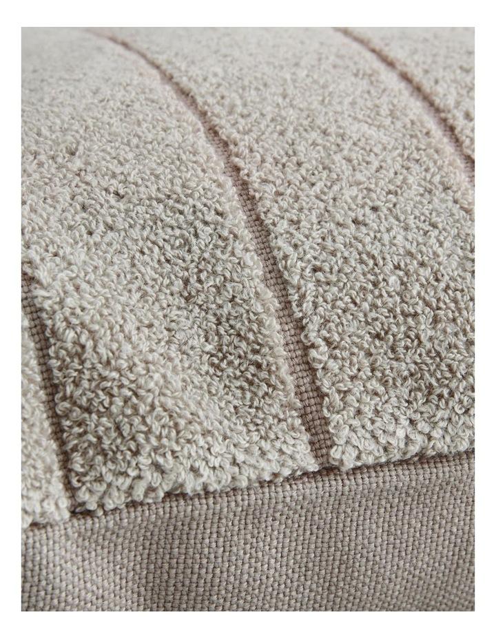 Amaya Square Cushion in Dust image 3