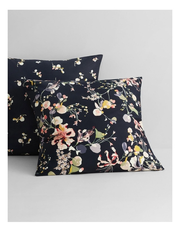 Andorra Bed Linen Collection in Carbon image 2
