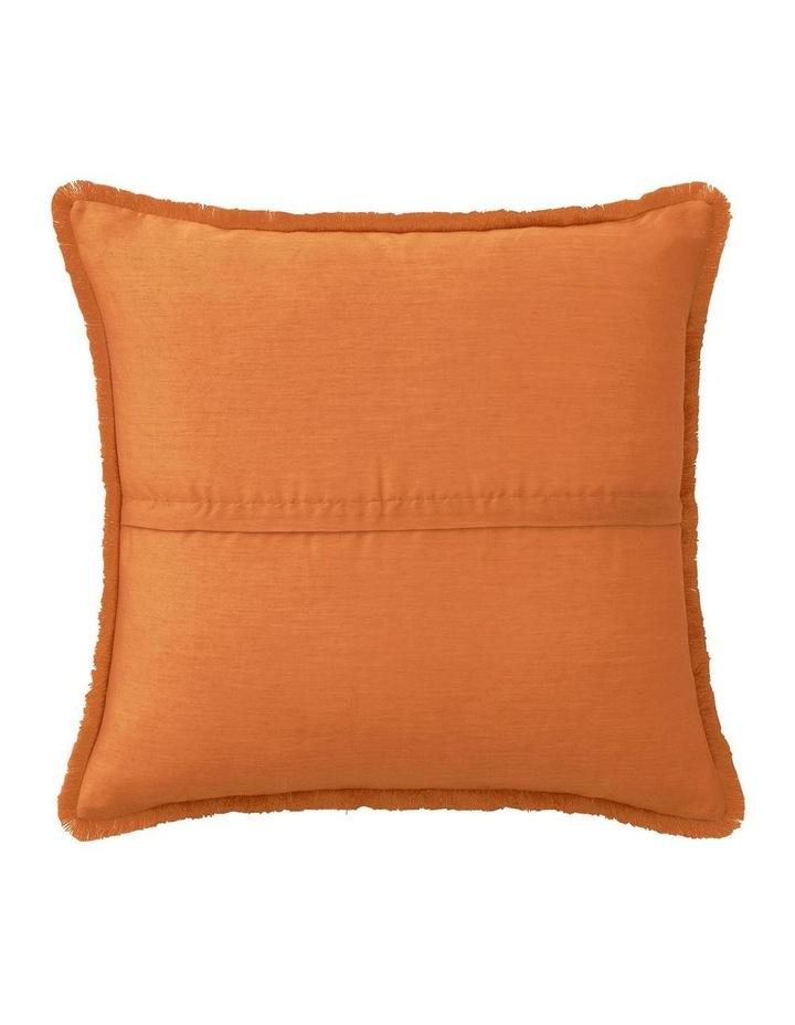 Aurelea Cushion in Apricot image 2