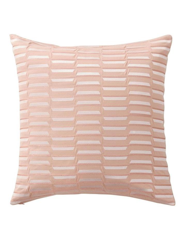 Azari European Square Cushion in Nutmeg image 1