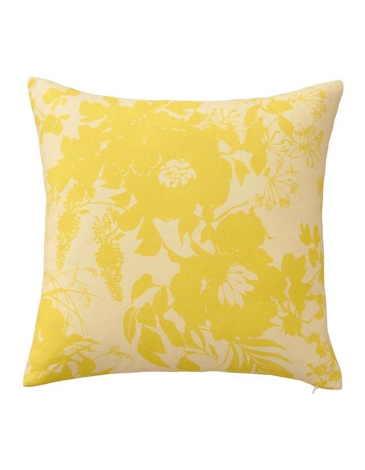 Crosbie Square Cushion in Light Meringue image 1