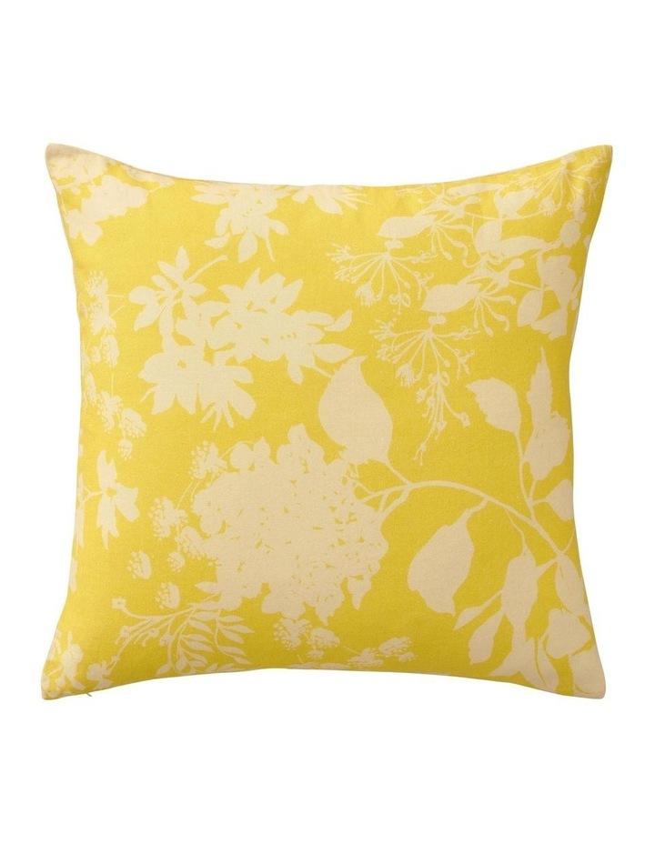 Crosbie Square Cushion in Light Meringue image 2