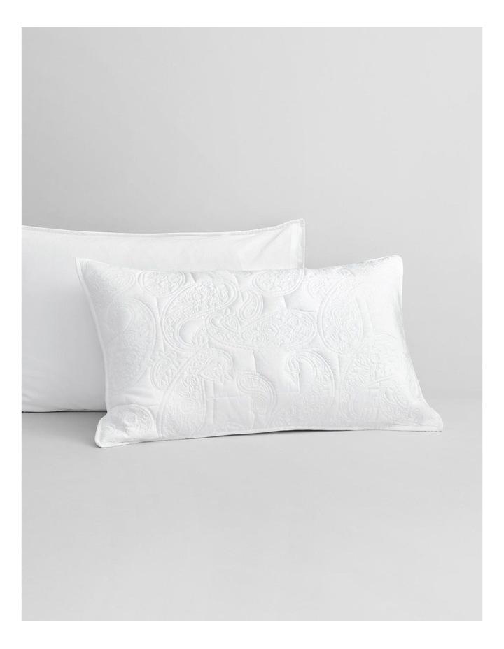 Dalbury Bedcover in White image 3