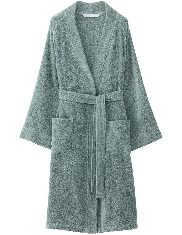 Dideon Robe in Jade image 1