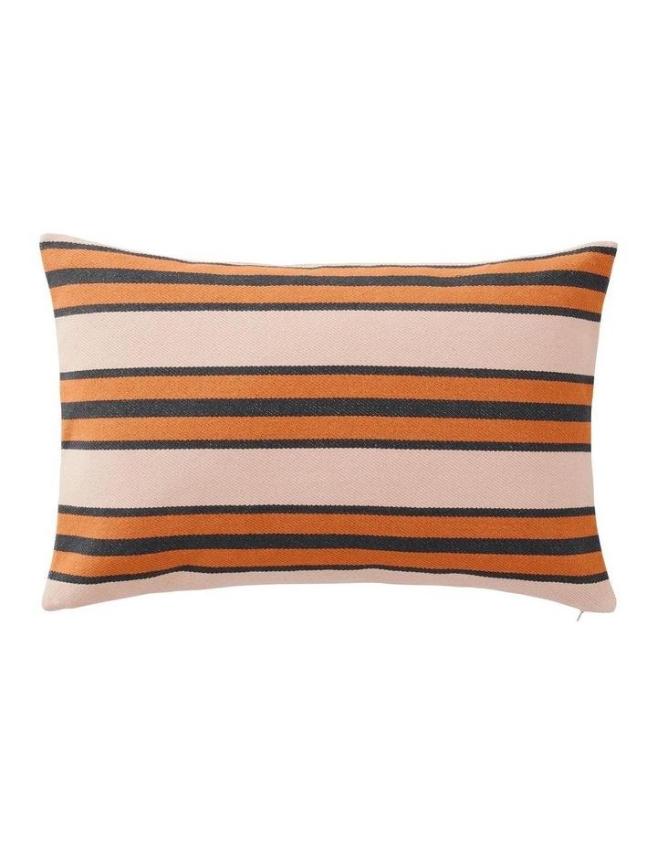 Gannon Breakfast Cushion In Apricot image 1