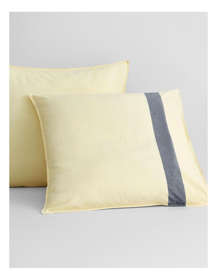 Hanley Bed Linen Collection in Buttercream image 3