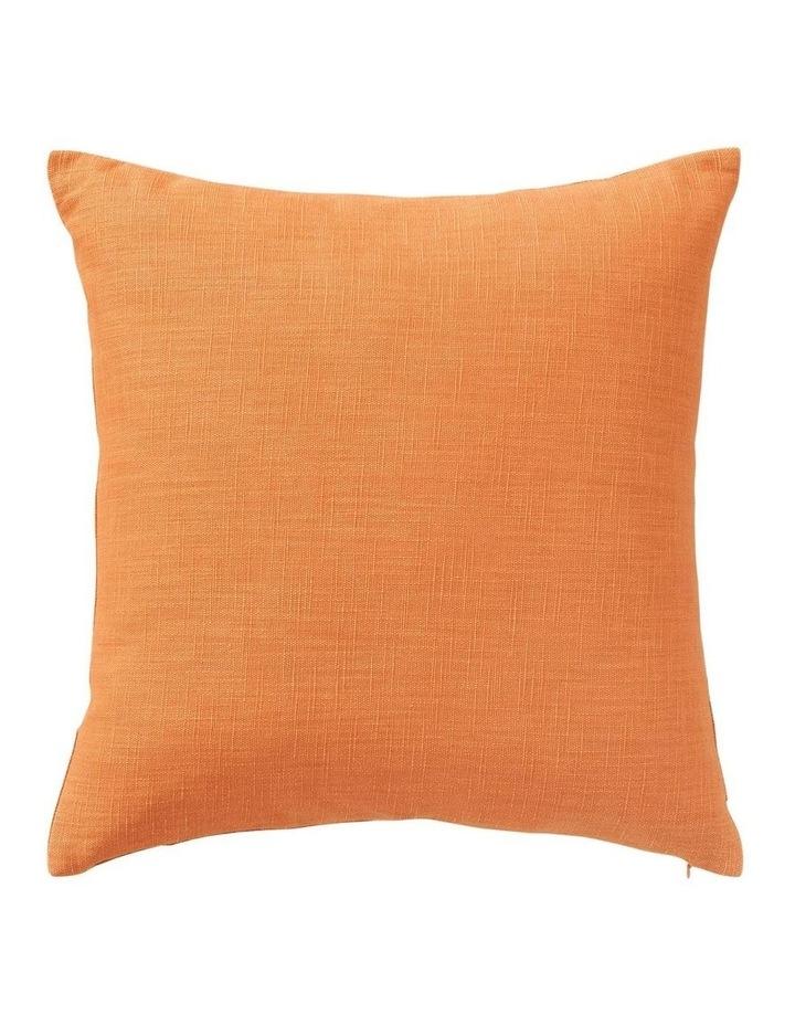 Kiaya Square Cushion in Apricot image 2