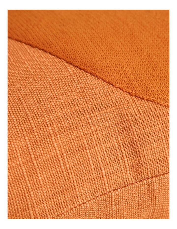 Kiaya Square Cushion in Apricot image 3