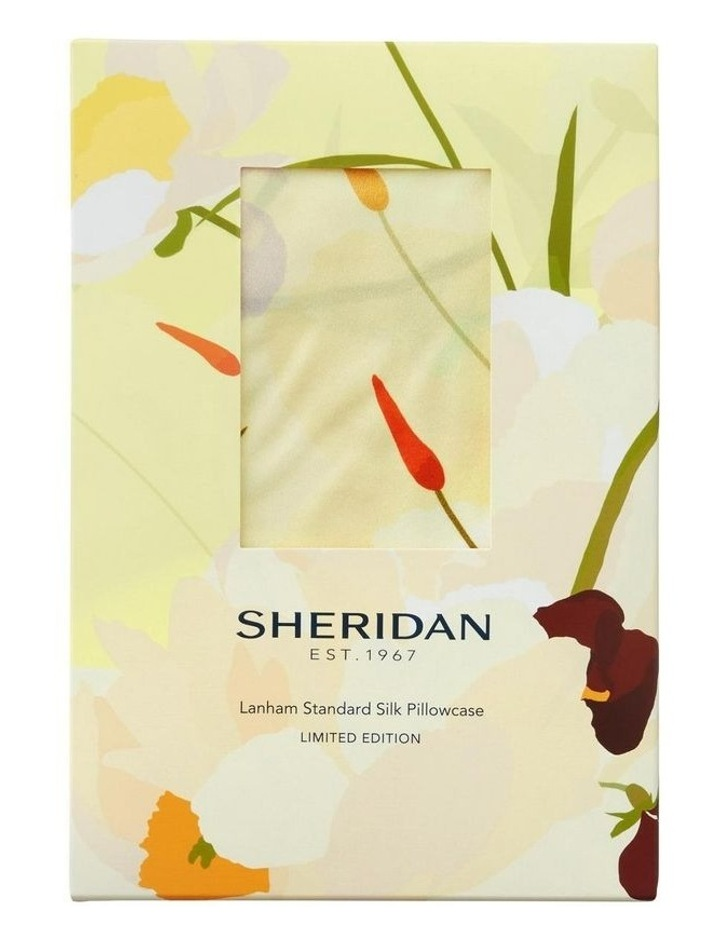 Lanham Limited Edition Pillowcase In Curd image 3