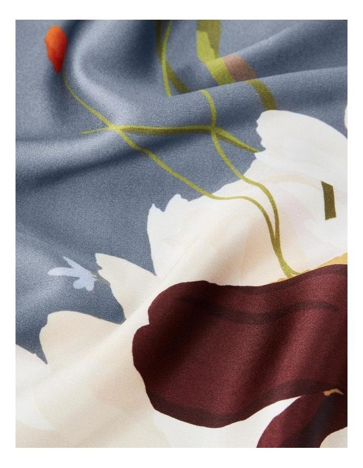 Lanham Limited Edition Pillowcase In Slate Blue image 2