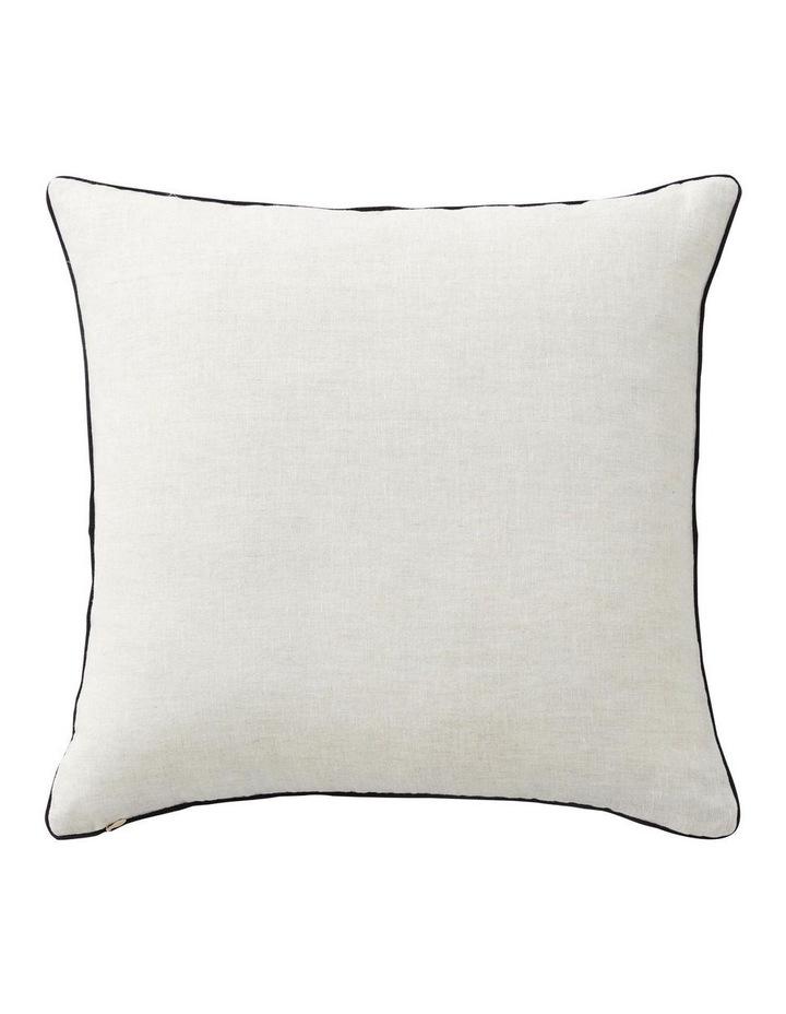 Lovis Square Cushion in Carbon image 2