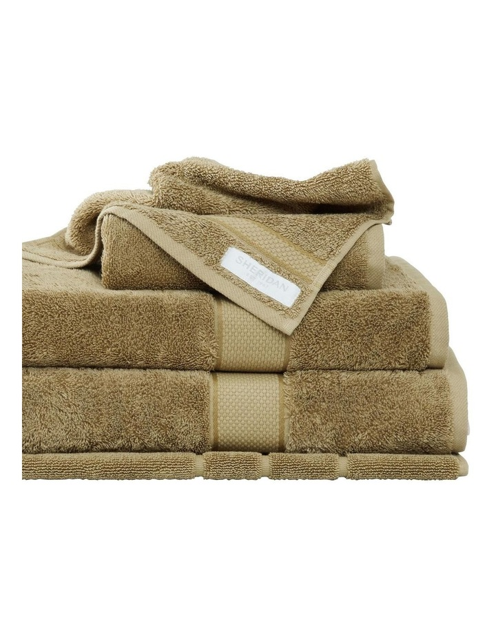 Luxury Egyptian Towel Collection in Twig image 1