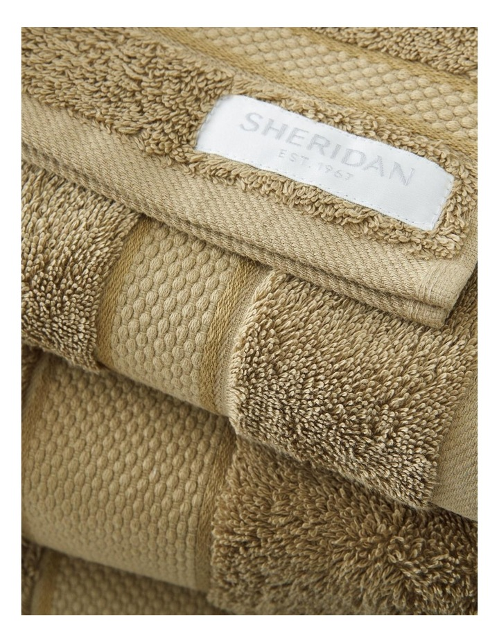 Luxury Egyptian Towel Collection in Twig image 2