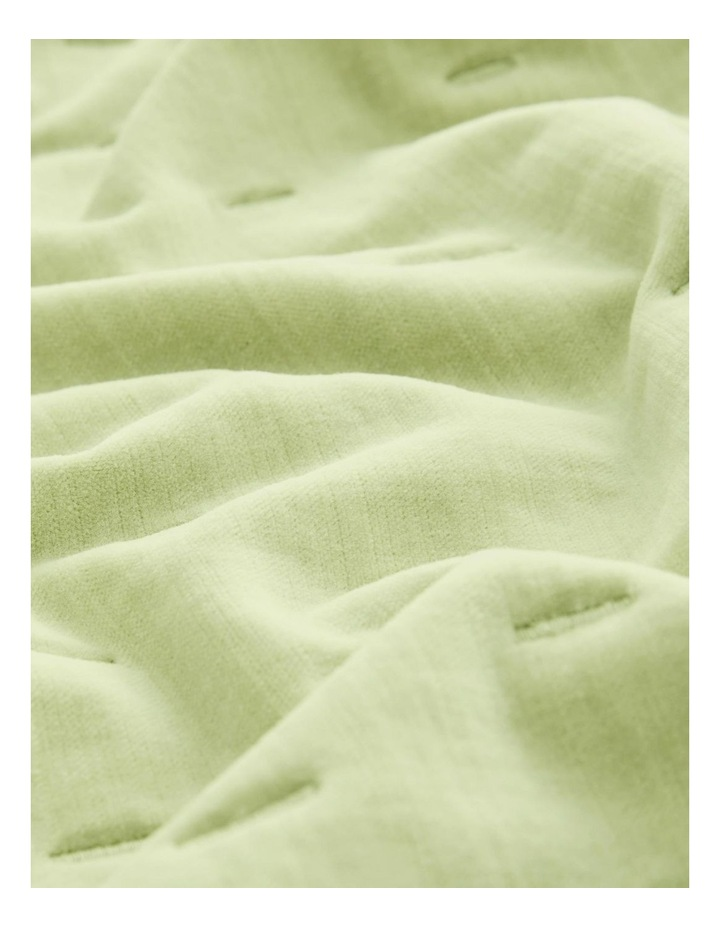 Lysette Throw in Celery image 2