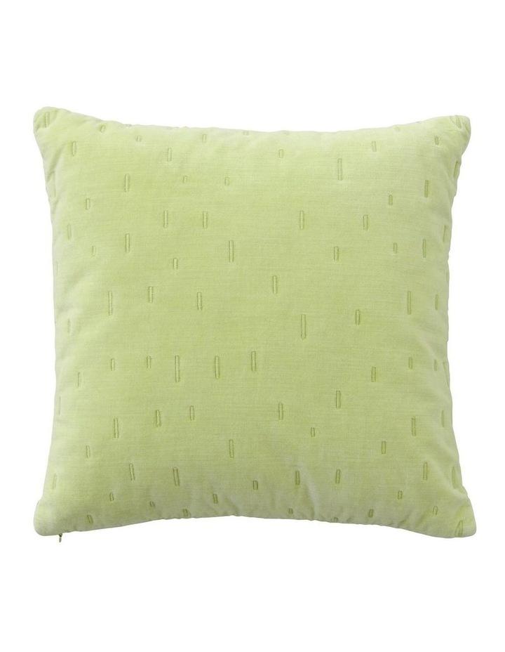 Lysette Cushion In Celery - 45cm X 45cm image 1