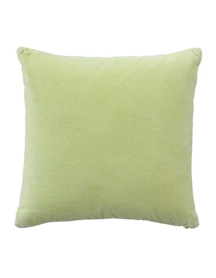 Lysette Cushion In Celery - 45cm X 45cm image 2