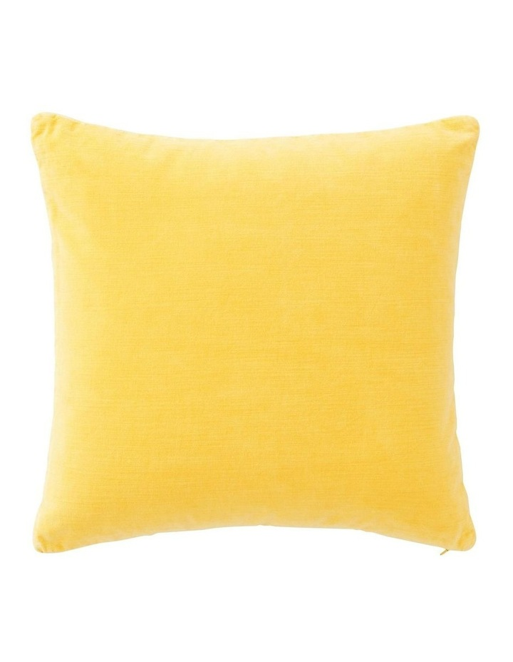 Lysette Square Cushion in Pineapple image 2