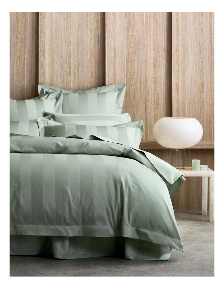 Masterson Bed Linen Collection In Spearmint image 1