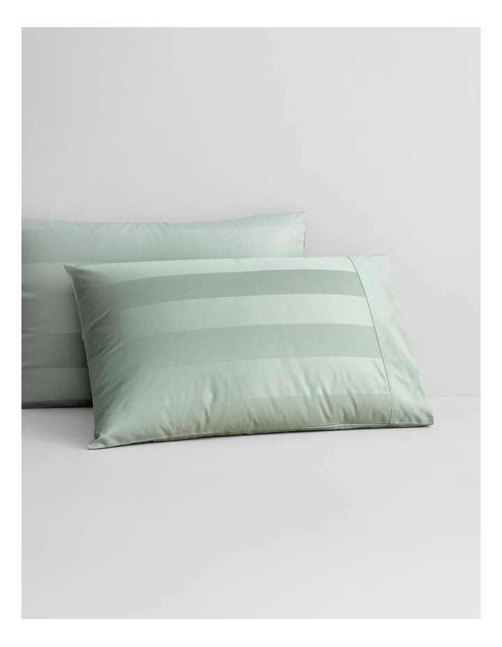 Masterson Bed Linen Collection In Spearmint image 2