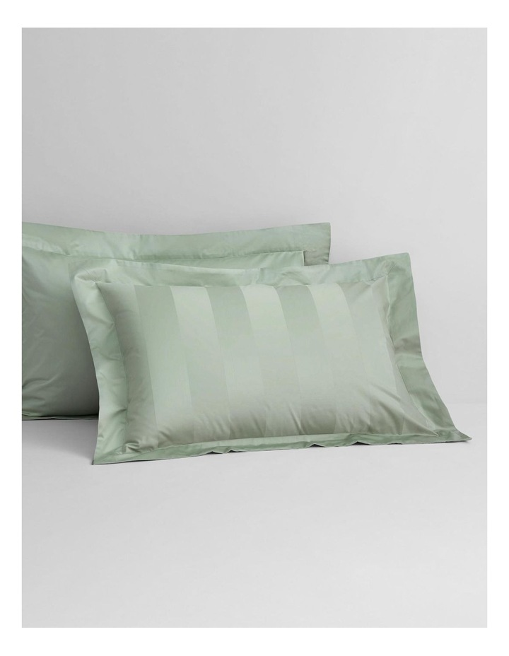 Masterson Bed Linen Collection In Spearmint image 3