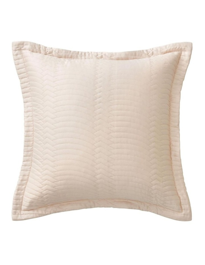Mayberry Square Cushion in Champagne image 1