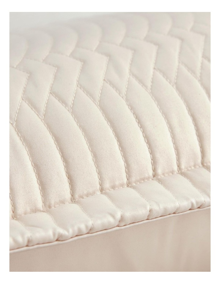 Mayberry Square Cushion in Champagne image 3