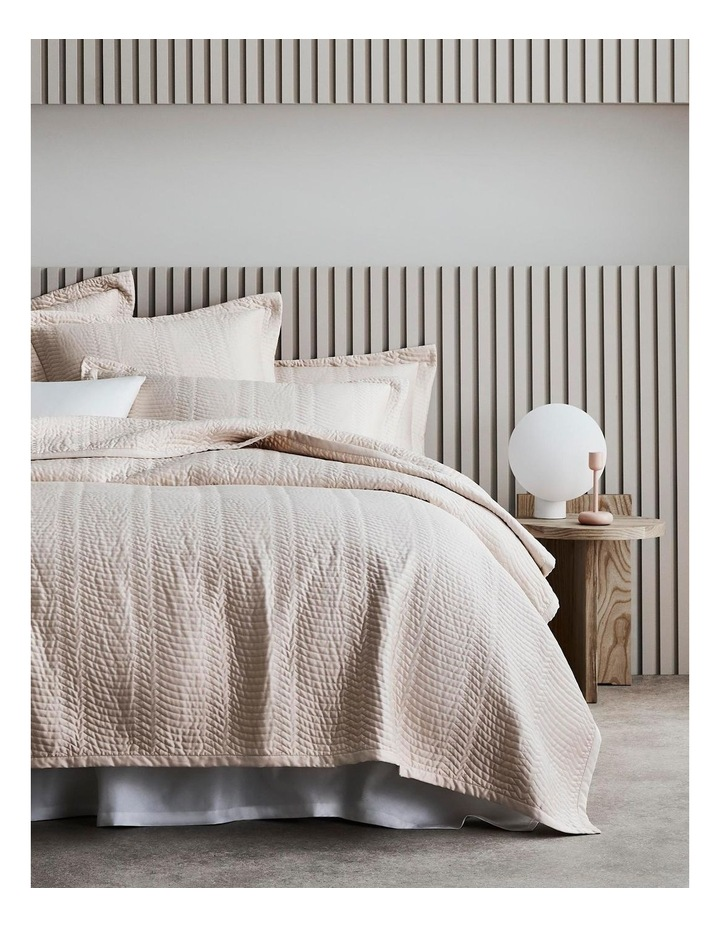 Mayberry Collection Bedcover in Champagne image 1
