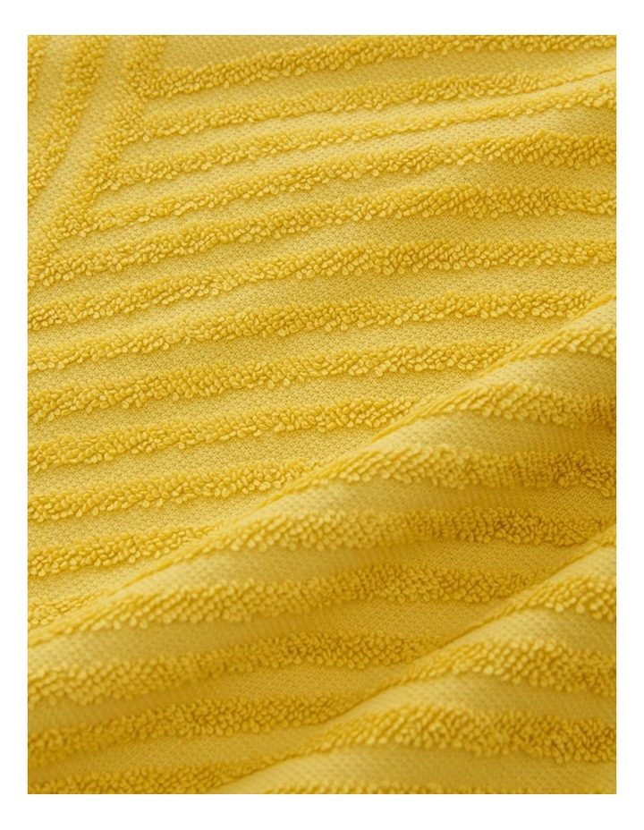 Northcove Beach Towel In Pineapple image 3