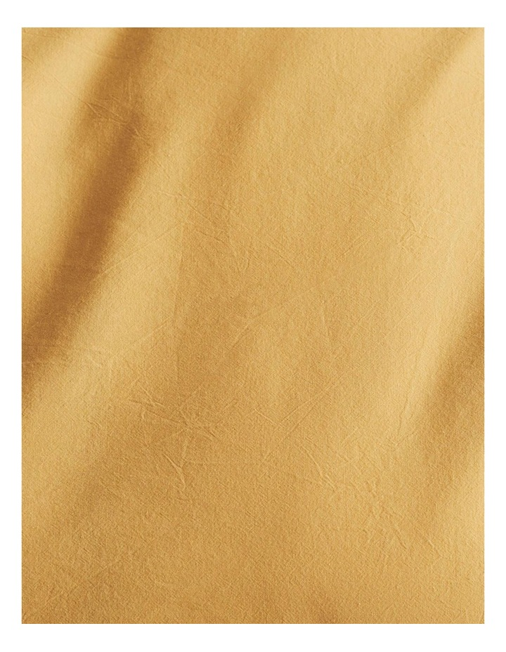 Onslo Bed Linen Collection in Amber image 3