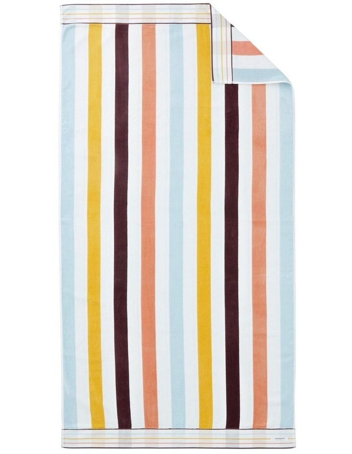 Shelly Cove Beach Towel In Multi image 1