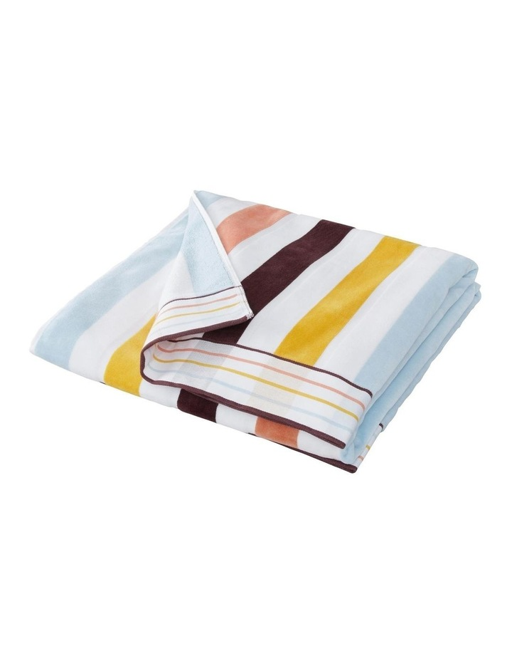 Shelly Cove Beach Towel In Multi image 2