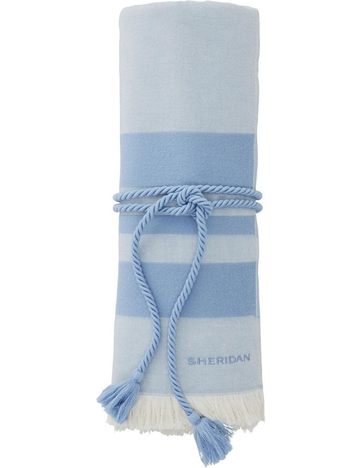 Shoreview Beach Towel In Marlin image 2